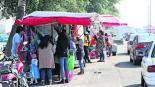Ambulantes No negociarián Ayuntamiento de Toluca