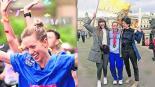 Devuelven a enfermera título por ganar maratón