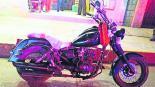 Intenta robarse motocicleta y recibe tremenda golpiza en Toluca