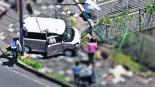 niños atropellados muertos japón