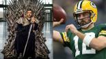 aaron rodgers quarterback game of thrones cameo aparición empacadores green bay