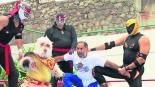 Lucha Libre Morelos Octagón Octagón Jr. Tinieblas Minuto de aplausos Muerte de Silver King