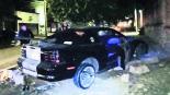 sicarios ejecutan conductor auto deportivo mustang cuernavaca