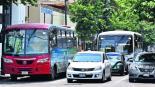 revisión verificación, taxis, camiones, transporte público