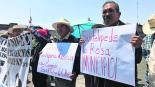 Secretario de Gobierno cancela reunión con pobladores de Toluca y éstos enfurecen