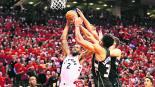 Raptors Pase a la final NBA Warriors de Golden State