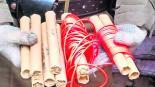 mata a su esposa explota dinamita vía pública pelea bolivia