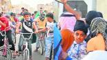Condenarían a muerte a niño por protestar por los derechos humanos