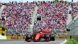 piloto alemán Sebastian Vettel pole position