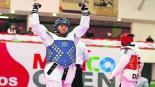 sube al podio Grand Prix medalla de plata