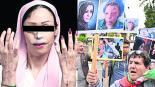 castigan pena de muerte ataques ácido víctimas ley aprueban irán