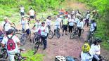 rodada ecológica ciclistas morelos medio ambiente