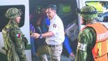 Chiapas Policías federales militares reforzaron