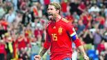 España venció Suecia rindió homenaje
