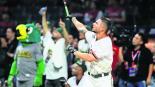 beisbol harp helu Danny Ortiz José Vargas final Home Run Derby