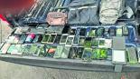 Detienen a ladrones Transporte público Teléfonos robados CDMX Xochimilco