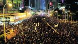 Dos millones personas protestan Hong Kong