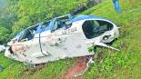 Helicóptero se desploma Ataque armado Tiroteo Edomex Sultepec Toluca