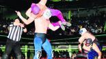 lucha libre atlantis jr padre primera vez gira españa