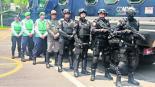 presentan policía táctica uniformes elementos secretaría de seguridad Ciudadana