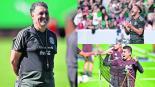 Tata Martino el timonel que ha superado a otros técnicos del Tricolor