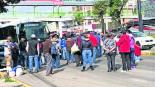 vendedores bloquean paseo tollocan antorcha campesina exigen trabajar