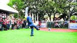 Cuauhtémoc Blanco inauguró Futbol amateur