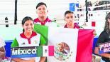 Lucen medallas atletas mexicanos