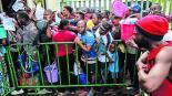 Recinto Ferial Mesoamericano Tapachula cerrado