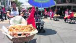 Ambulantes volvieron marchar vender Toluca