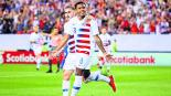 Estados Unidos victoria Curazao