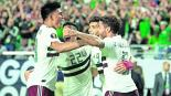 Copa Oro México vs Haití Pase a la final Tata Martino Raúl Jiménez