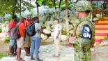 amotinan migrantes cubanos Tamaulipas