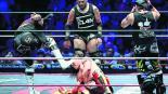 Ciber Main Man vs Último Guerrero CMLL Cabellera Lucha Libre