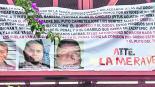 Cuelgan narcomanta fotografías Cuernavaca