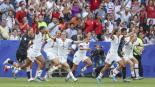 Estados Unidos se corona en el Mundial Femenil
