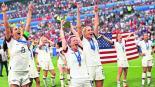 Estados Unidos gana Copa Mundial Femenil