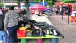 Vendedores ambulantes regresan calles Toluca