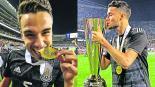 zaguero Diego Reyes ganó sexto trofeo