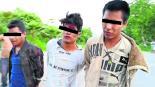 sorprenden ladrones rateros casi los linchan vecinos golpiza paliza Tlayacapan policías salvan muerte