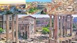 Universidad de Stanford Imperio Romano Google Maps