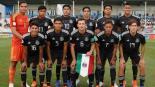 México ya conoce a sus rivales para el Mundial Sub 17