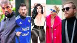 Famosos más ricos del mundo Forbes Kylie Jenner Canelo Álvarez Taylor Swift Kanye West Lionel Messi