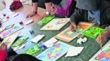 colecta útiles escolares niños pacientes cáncer escuela mochilas toluca