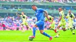 milton caraglio busca ser goleador con Cruz Azul