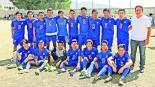cruz azul equipo visorías futbolistas jiutepec búsqueda talento morelense morelos