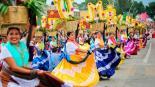 Oaxaca Guelaguetza Costa Istmo Mixteca Región Cuenca del Papaloapan, Sierra Sur Sierra Norte