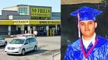 Refrigerador Iowa Larry Murillo Moncada No Frills Supermarket Council Bluffs muerte accidental