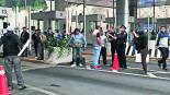 manifestantes protestan toman casetas cobran peaje agreden trabajadores cajeros toluca