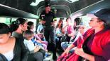 Acoso sexual denuncias transporte público Edomex Semov Secretaría de Seguridad pasajeros Raymundo Martínez Carbajal